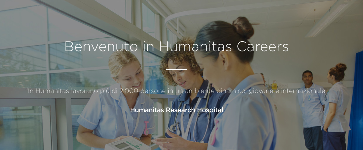 Candidatura Medico Dermatologo per Humanitas Medical Care