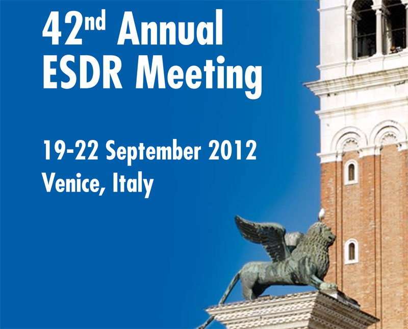 42nd Annual ESDR Meeting