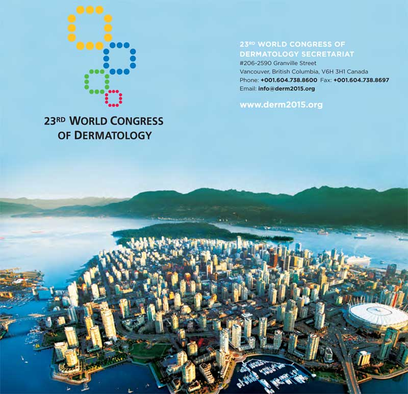 23rd World Congress of Dermatology