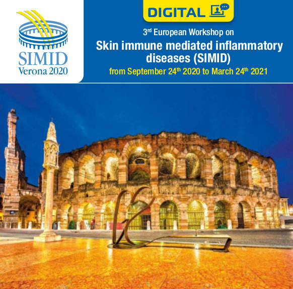 FAD DIGITAL SIMID-3rd European Workshop on Skin immune mediated inflammatory  diseases